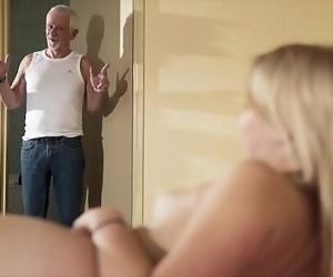 Hello grandpa please fuck my..