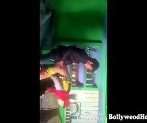 Desi Bhabhi on Hidden Camera..