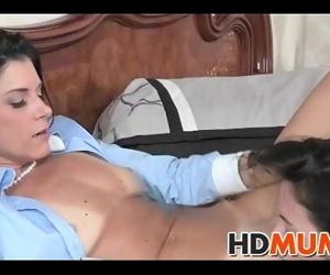 Sex ed with sexy Mum 7 min