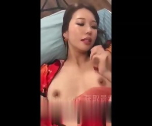 The beautiful Chinese bride