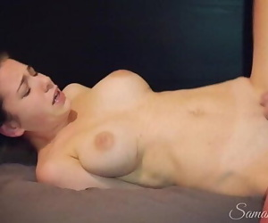 Dad fucks her and she thinks..