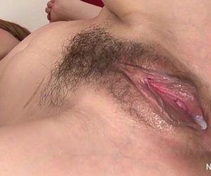 Japanese slut gets creampied..