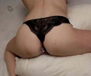 sweet girl gets an orgasm..