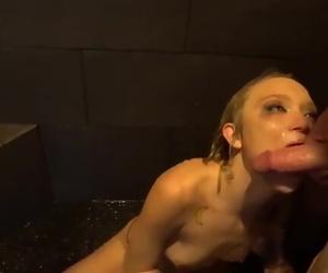 Slutty Teen Dakota Drooling..
